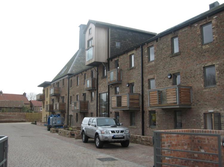 Boroughbridge Maltings Exterior
