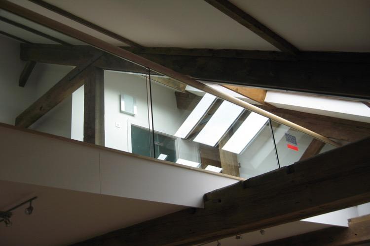Boroughbridge Maltings Interior