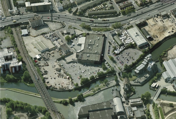 Bromley-by-Bow Aerial Existing