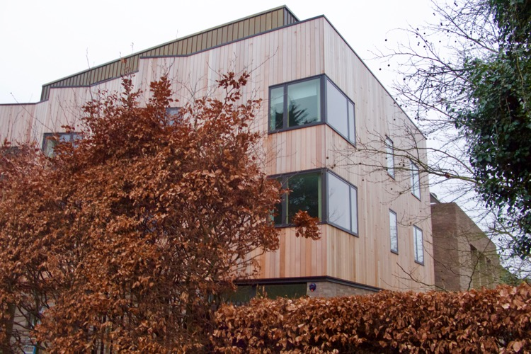 Clare College Student Accommodation Exterior