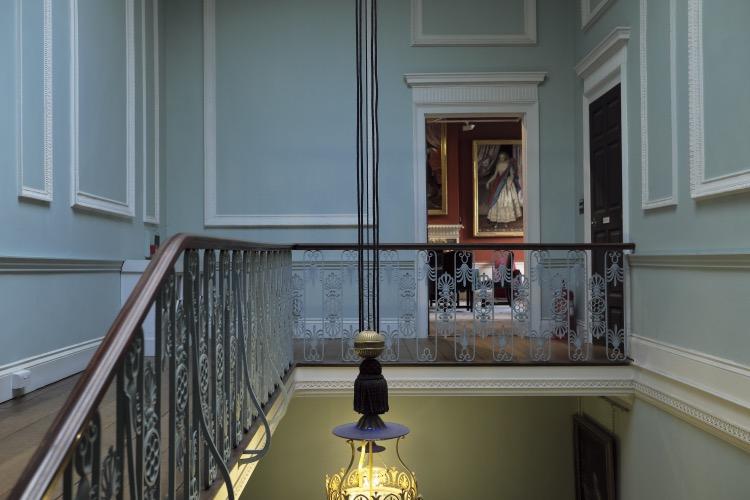 Kenwood House Stairwell